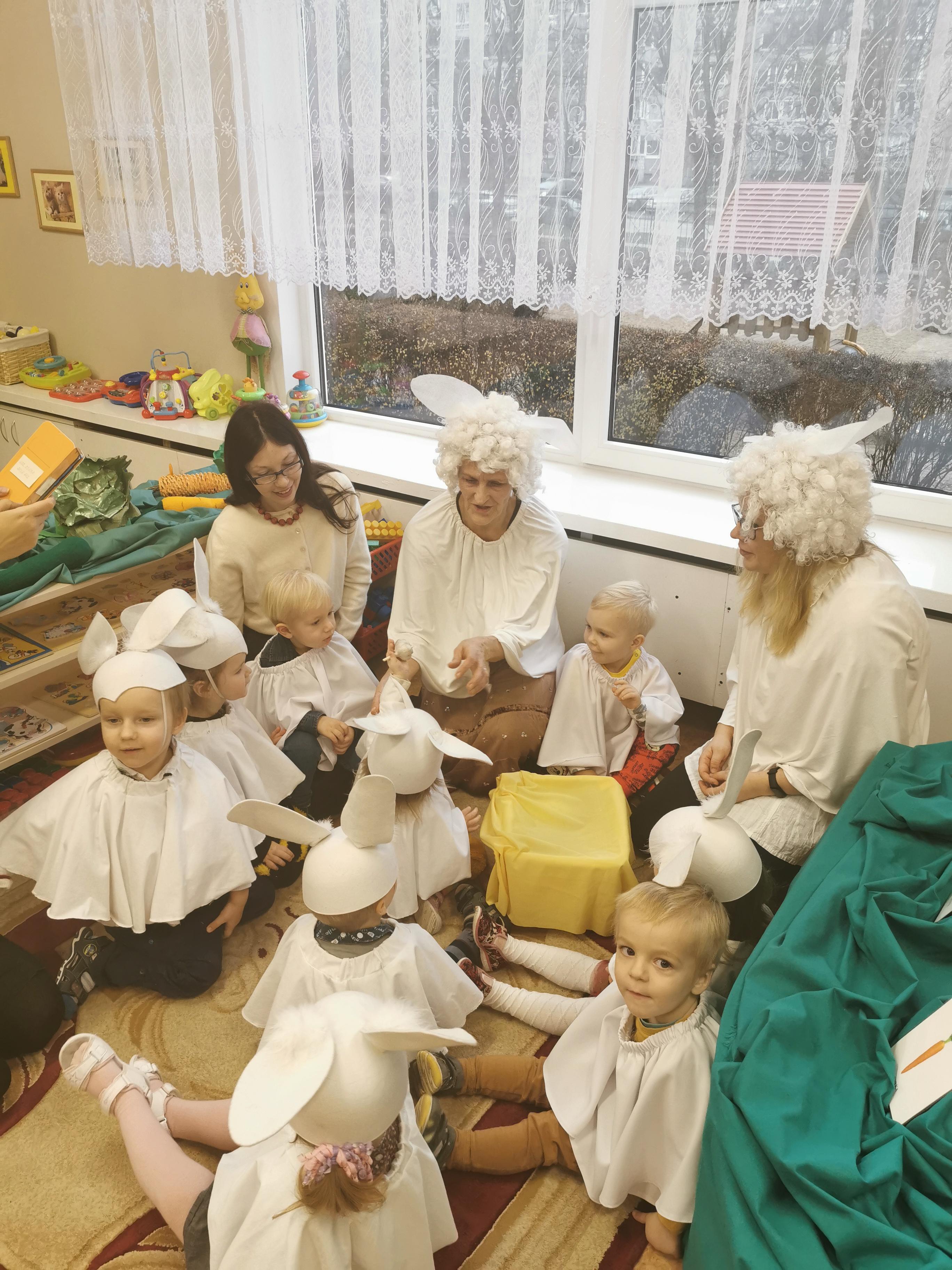 Projektą vedė mokytojos Danutė Vasiljeva, Jovita Ramonaitė