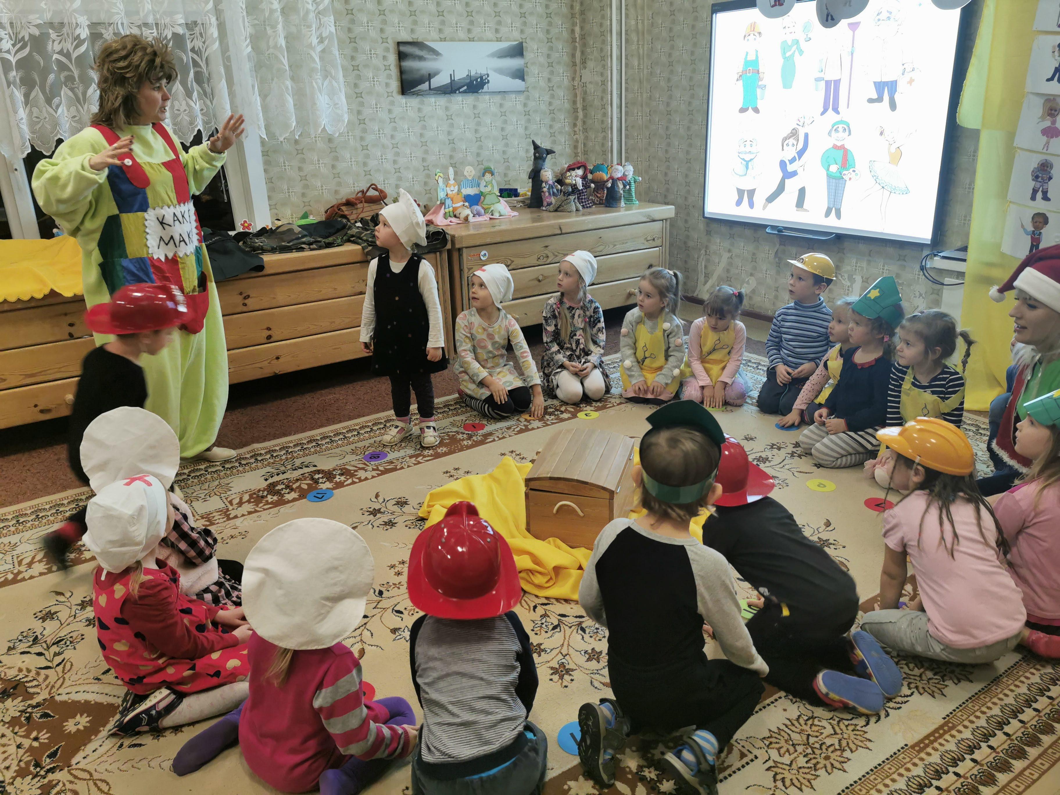 Projektą vedė mokytojos Ramunė Kučmienė, Ilona Stankevičienė